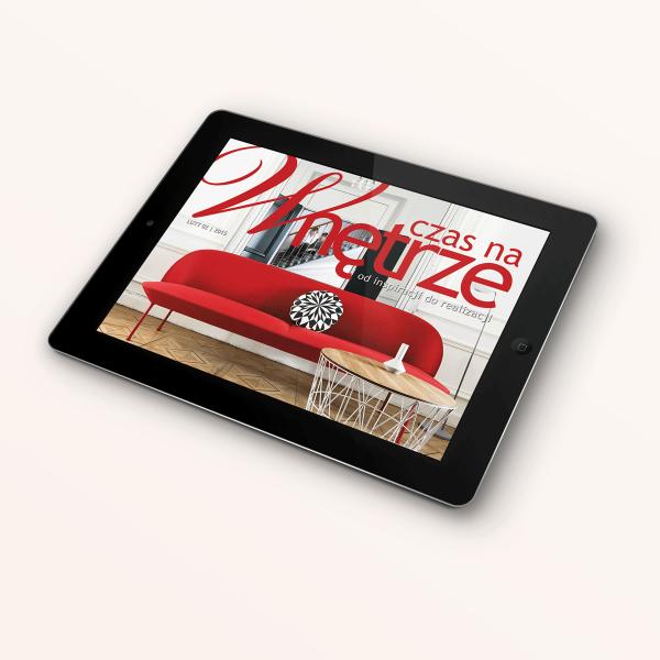 Czas Na Wnętrze – wydanie tabletowe